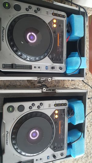 Pioneer cdj800 DJ equipment for Sale in Miami, FL
