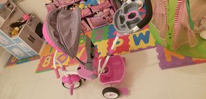 Little Tikes Perfect Fit 4-in-1 Trike, Pink for Sale in Miami Beach, FL