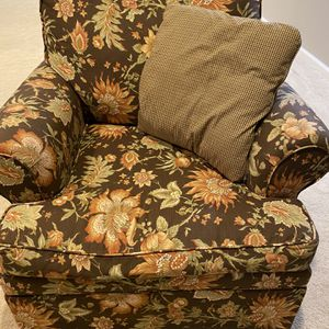 Floral Chair By Klaussner for Sale in Collegeville, PA