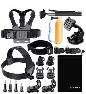 GoPro Accessory Kit for Hero 3 4 5 6 7 for Sale in Las Vegas, NV