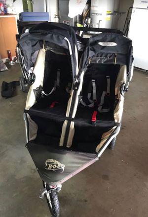 BOB dual jogging stroller for Sale in Moreno Valley, CA