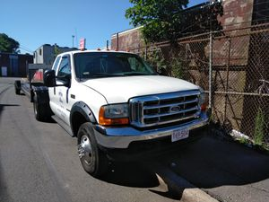 Tráiler and Ford F-350 motor 7.3 for Sale in Boston, MA