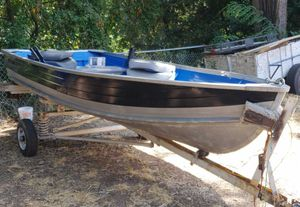 12ft boat for Sale in Napa, CA