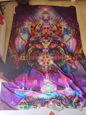 Third eye tapestries. Mugwort for Sale in Encinitas, CA