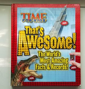 Time for Kids That's Awesome book for Sale in Murfreesboro, TN