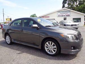 2010 Toyota Corolla for Sale in Tampa, FL