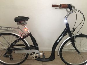 Biria step through hybrid cruiser bike for Sale in Deerfield Beach, FL