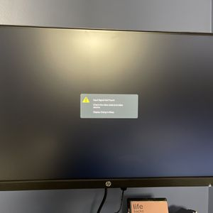 HP VH240a 23.8-Inch Full HD 1080p IPS LED Monitor with Built-In Speakers and VESA Mounting, Rotating Portrait & Landscape, Tilt, and HDMI & VGA Ports for Sale in Lawrence, MA