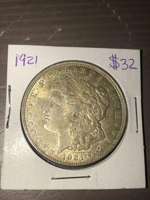 1921 Morgan Silver Dollar for Sale in La Habra, CA