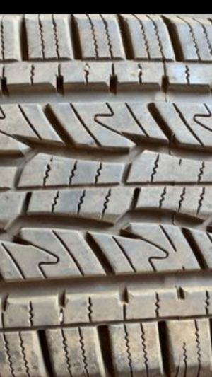 255/70R17 [4] GOOD USED GENERAL GRABER TIRES installed ✔ for Sale in Los Angeles, CA