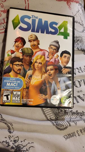 Sims 4 PC or Mac for Sale in Glenarden, MD