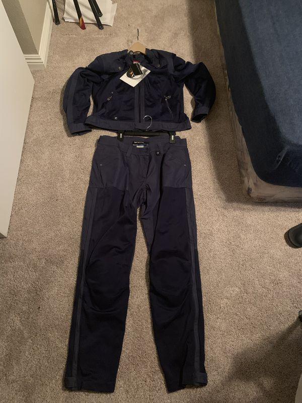 BMW Motorcycle Jacket and Pants