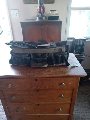 Tool carrier canves bag for Sale in Hayward, CA