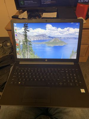 HP Laptop for Sale in Sheppard Air Force Base, TX