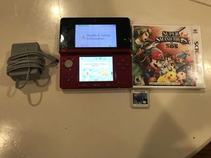 Red 3ds for Sale in Vienna, VA