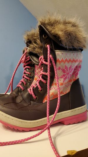 Girls winter Boots from Justice for Sale in West Warwick, RI