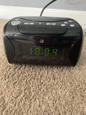 Digital alarm clock for Sale in Winston-Salem, NC