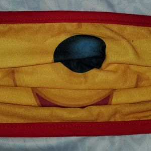 Disney Winnie-the-Pooh Face Mask for Sale in Fontana, CA