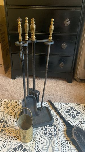 Antique FirePlace Set for Sale in Austin, TX