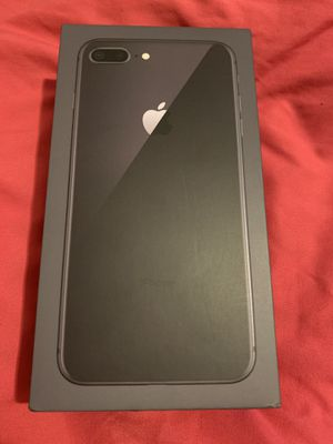 iPhone 8 Plus (Accessories Original) **No Phone** for Sale in Sterling, VA
