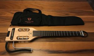 Traveler Ultra-Light Electric Guitar Maple /w gig bag and strap for Sale in Fremont, CA