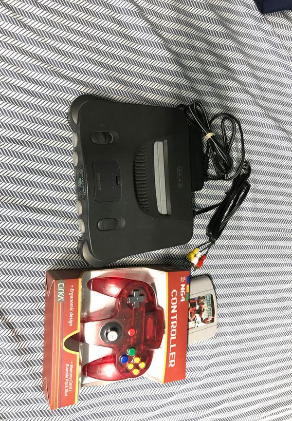 Nintendo 64 star fox