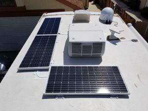 RV MOTORHOME SOLAR PANEL SYSTEM OFF GRID (INSTALLED) for Sale in Palos Verdes Estates, CA