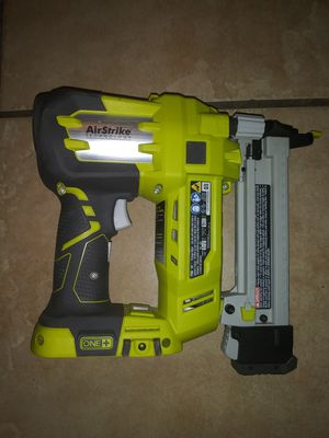 18ga narrow crown stapler ( No battery or charger) for Sale in Phoenix, AZ