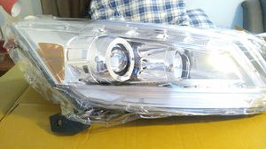 BRAND NEW HONDA ACCORD PROJECTOR HEADLIGHTS!! Spec-D tuning, 2008and up Honda Accord {url removed} box never used with instructions . . for Sale in Pittsburgh, PA