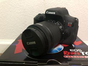 New Canon Rebel T6i for Sale in Fresno, CA