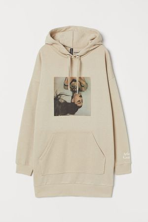Thank U Next x H&M : Oversized Hoodie for Sale in Duluth, GA