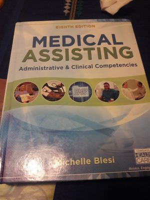 Medical assistance books for Sale in Pomona, CA