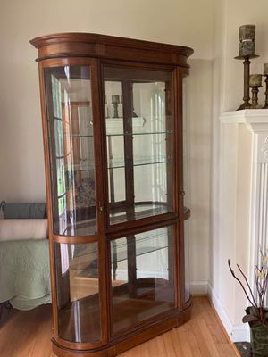 Curio Cabinets for Sale in Greenville, NC