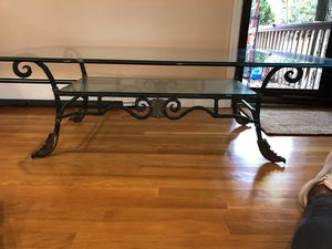 Glass Coffee Table for Sale in New Rochelle, NY