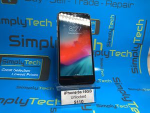 iPhone 6s 16GB Unlocked for Sale in Vancouver, WA