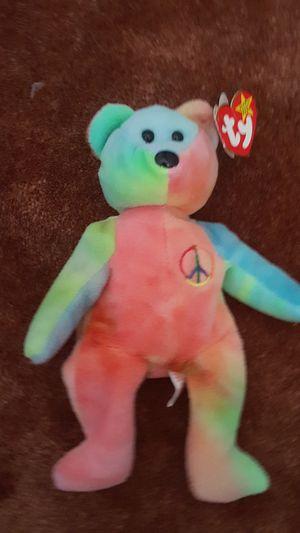 Beanie babies peace for Sale in Glendale, AZ