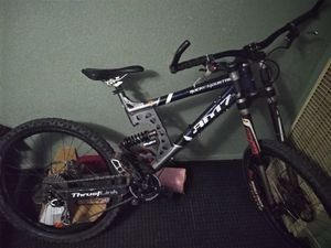 Rocky mountain RM-7fr full suspension down hill race bike. for Sale in San Jose, CA