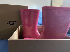 Ugg rain boots for Sale in Brooklyn, NY