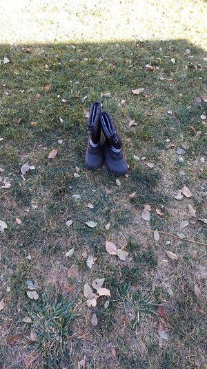 Sorel snow boots for kids for Sale in Denver, CO