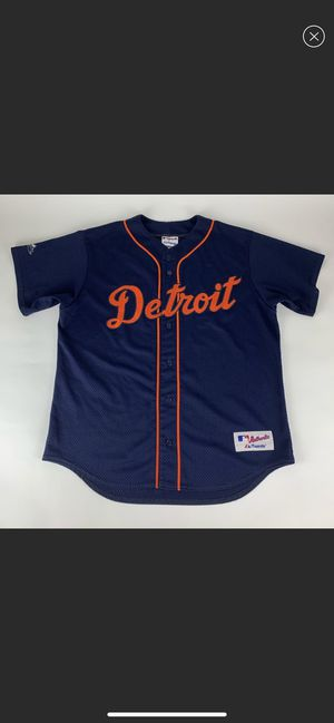Detroit Tigers MLB Vintage Majestic Jersey for Sale in Young, AZ