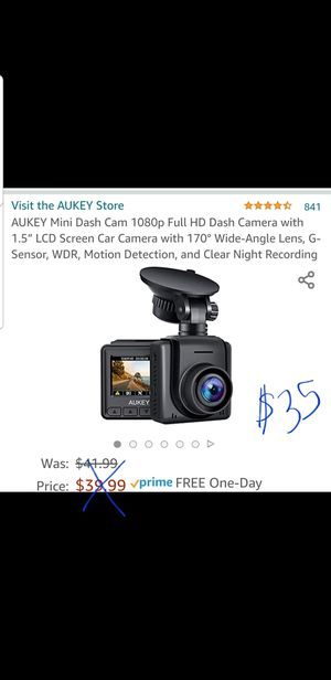 Dash camera for Sale in Henrico, VA