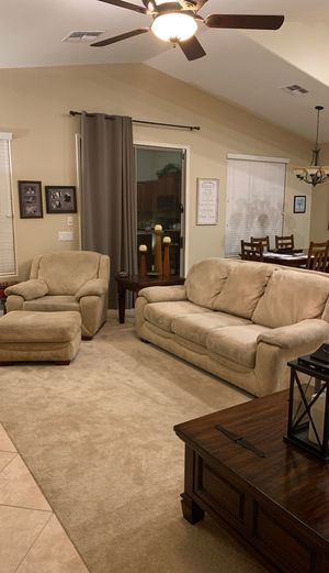 Overstuffed Living Room Furniture for Sale in Peoria, AZ