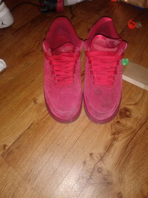 Red air force 1s for Sale in Philadelphia, PA