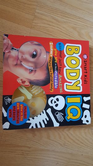 Body Book, Poster, Game Board, Skeleton for Sale in Norco, CA
