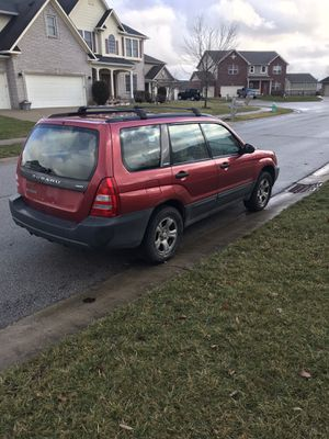 2003 Subaru Forester for Sale in Greenwood, IN
