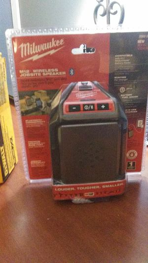 Speaker brand new battery not included for Sale in Los Nietos, CA