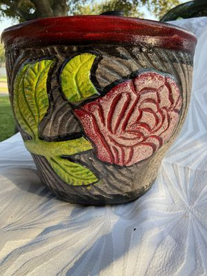 Mexican Flower pots for Sale in Garland, TX