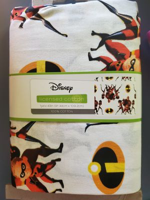 Incredibles fabric for Sale in Dixon, MO