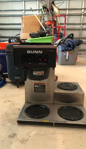Bunn coffee maker for Sale in Fort Myers, FL
