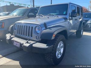 2016 Jeep Wrangler Unlimited Sport S for Sale in Visalia, CA